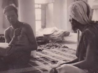 History – Rene Babault interviews a Bedouin Arab about desert locusts