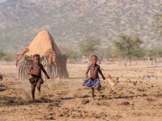 Namibia Kunene Ovahimba